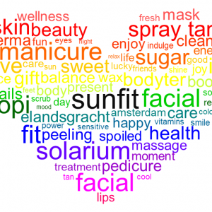 Sunfit Beauty Care Heart