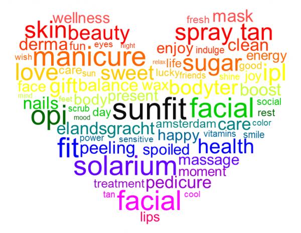 Sunfit Beauty Care Heart