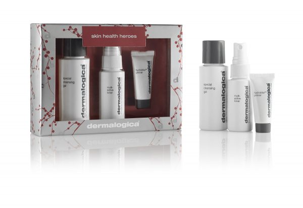 Dermalogica Holiday 2016 Skin Health Heroes 48597